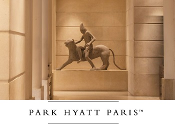 hotel park hyatt paris sculpture france palace