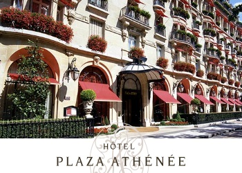 plaza athenee outside France hotel palace