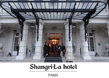 shangri-la outside France Palace Hotel
